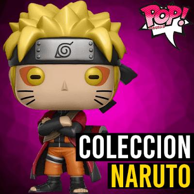 Lista de figuras Funko POP Naruto