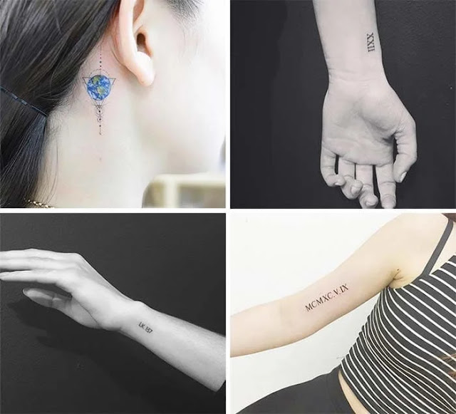 Images for Small tattoo design for women and girls
