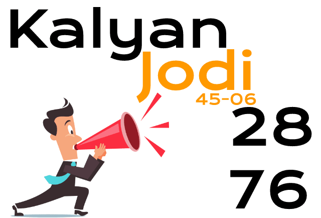 Today Kalyan Fix Jodi Aaj Kya Aayega? Matka Today Tips