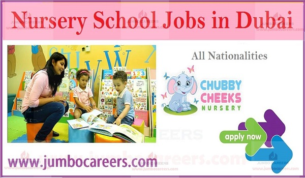 Current school jobs in UAE, Dubai school job with salary,