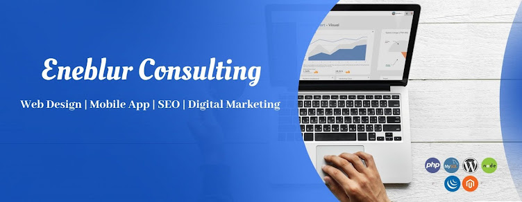 Eneblur Consulting - web design company in hubli