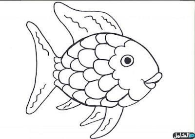 صور رسومات كرتون للتلوين للأطفال للطباعة لتعليم 3