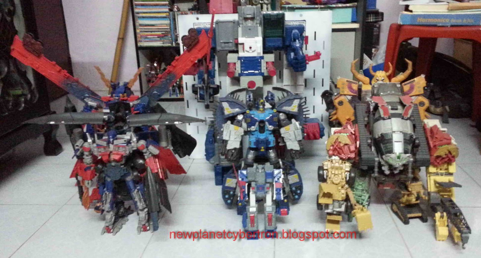 new planet cybertron transformers review fortress