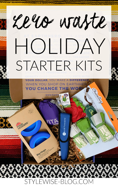 Earth Hero Zero Waste Starter Kit Gift stylewise-blog.com