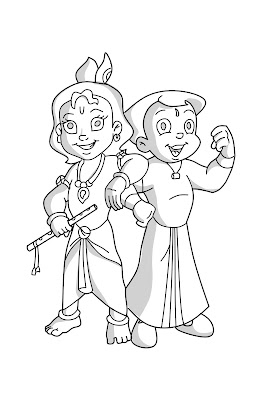 10+ best Chhota bheem drawing images | Chhota bheem sketch