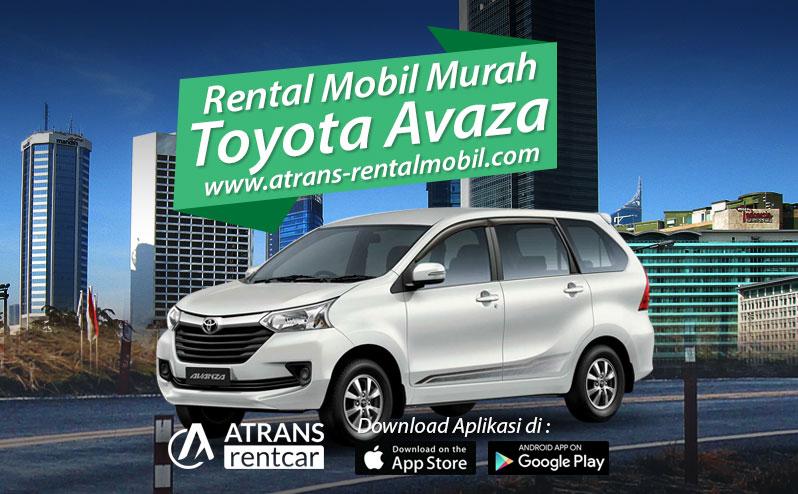 Rental Mobil Murah Avanza Jakarta Selatan