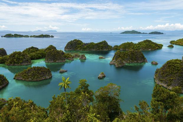 5 Penginapan yang Tawarkan Pemandangan Indah Indonesia
