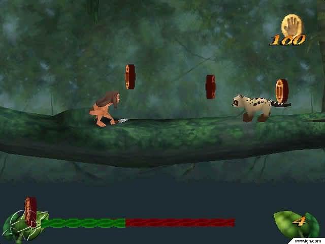 Download Game Disney's Tarzan (v1.1) ISO for PC - Game Tegal