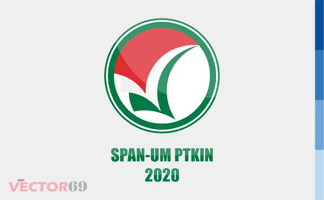 Logo SPAN-UM PTKIN 2020 - Download Vector File EPS (Encapsulated PostScript)