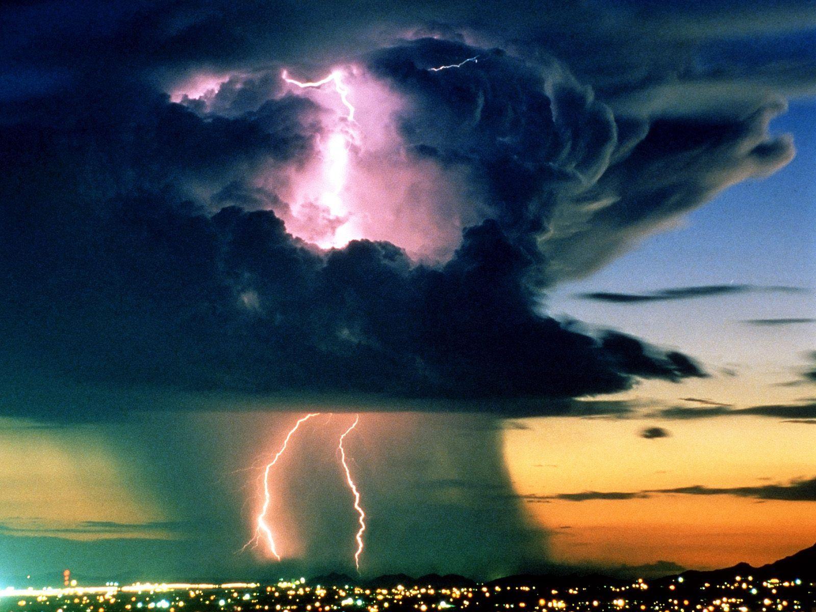 thunderhead clouds wallpaper - photo #27
