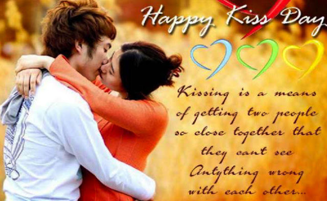 Happy Kiss Day and Valentine's Week Friends Lyrics
