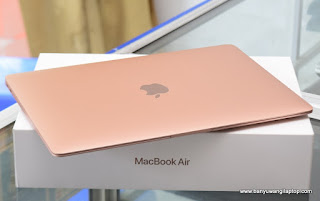 Jual Macbook Air 2020 ( 13 Inchi ) Fullset - Banyuwangi