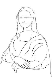Step 8 - Mona lisa