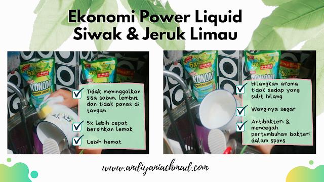 Ekonomi Power Liquid