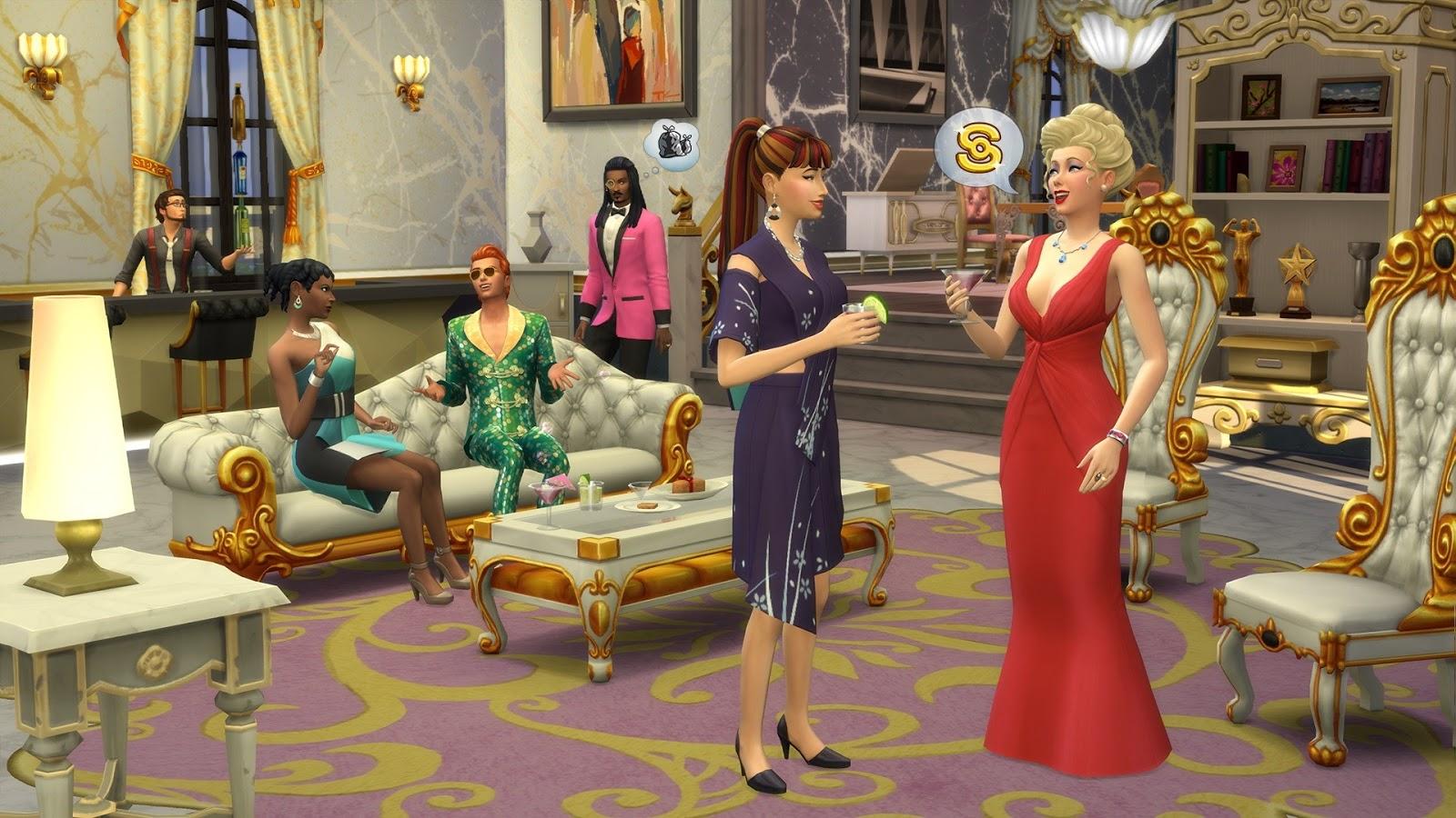 Los Sims 4 Rumbo A La Fama PC ESPAÑOL + Updates (CODEX) 4