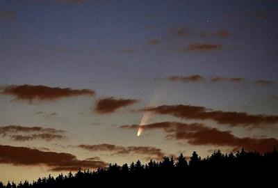 Cometa Neowise poderá ser visto a olho nu no Brasil; saiba como vê-lo