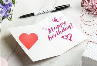 Happy birthday for lover