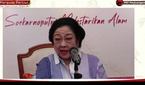 Megawati: Akibat COVID-19, Bapak-bapak Makin Ganas di Rumah
