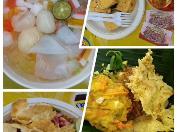 Nikmatnya Berburu Kuliner Lengkap Dengan Suasana Kampung Halaman di FKS 2016