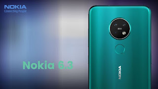 Nokia 6.3 may have 24 MP Primary Camera and Qualcomm Snapdragon 730 Processor