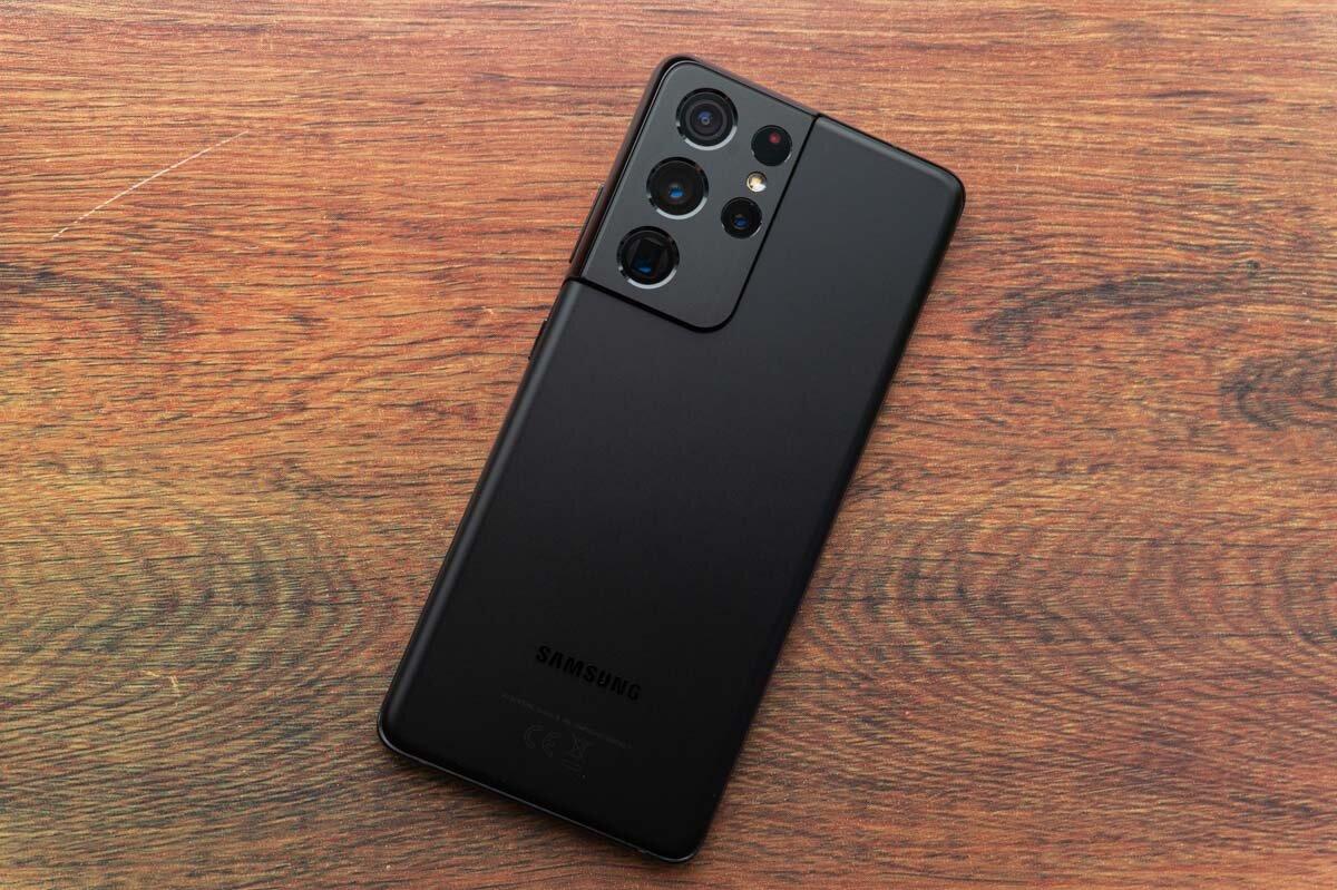 Modul Kamera Samsung Galaxy S21 Ultra