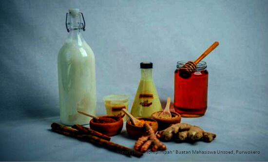 Yogurt, Jamu, Rempah, Yompimpah, Unsoed Purwokerto, kekebalan Tubuh, Imun,