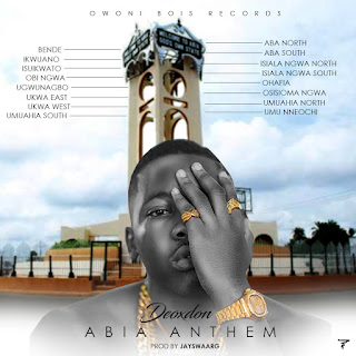 Abia Anthem By DeoxDon