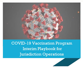 CDC: COVID-19 Vaccination Program Interim Playbook