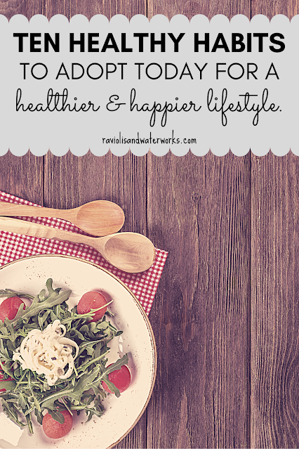 how to adopt a healthier lifestyle