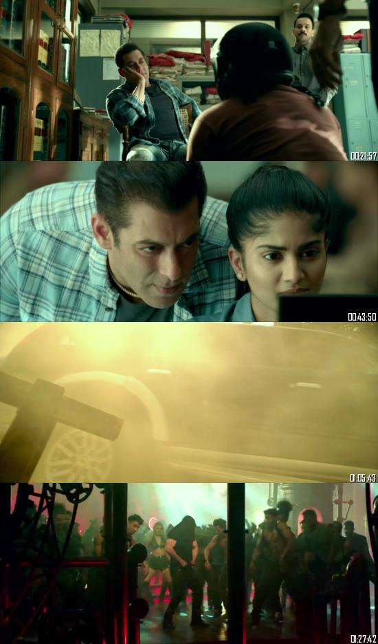 Radhe 2021 Hindi 720p 480p WEB-DL x264 Full Movie