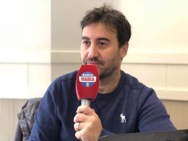 César Suárez deja Radio Marca Málaga