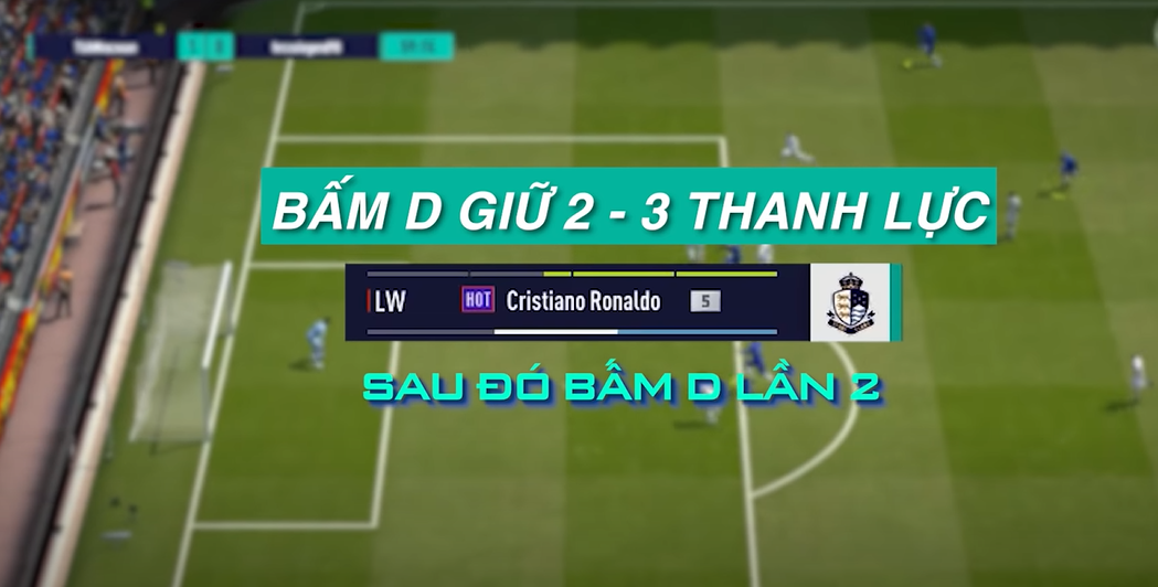 FIFA ONLINE 4   Tổng hợp 5 cách dứt điểm hiệu quả nhất tại FO4 người chơi không nên bỏ qua