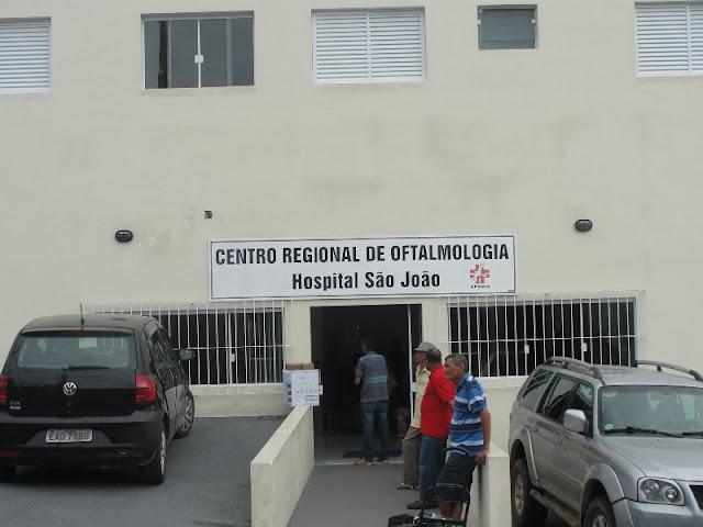 CENTRO REGIONAL DE OFTALMOLOGIA DO HOSPITAL SÃO JOÃO GANHA NOVO ESPAÇO