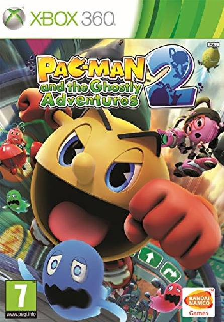 Following the colorful characters and world of the animated series Pac Man And The Ghostly Adventures 2 [Jtag/RGH]