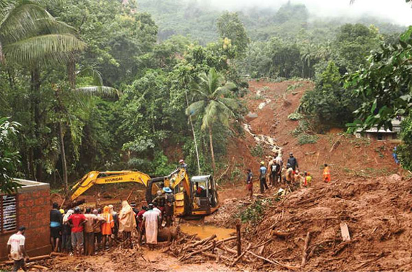 Malappuram, News, Kerala, Flood, Death, Dead Body, Body Found, Flood: Radar facility will be used for searching, Says AK Shasheendran