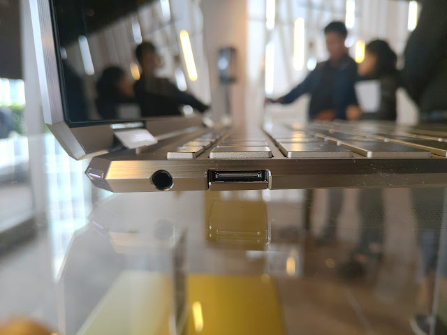 Laptop HP Spectre x360, laptop terbaru, tipis tanpa batas dengan ketahanan baterai up to 22 hours