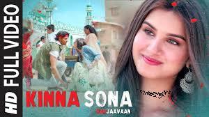 Kinna Sona - किन्ना सोना Lyrics in English & Hindi – Marjaavaan