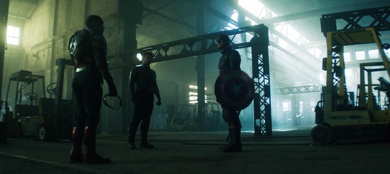 Falcão e o Soldado Invernal: Fotos do capítulo 5 e um novo pôster da série  ~ Universo Marvel 616
