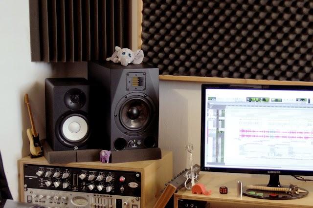 ADAM A7X - Loa kiểm âm hàng đầu trong tầm giá 20 triệu đồng