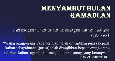 Kata Kata Ucapan Menyambut Puasa Bulan Suci Ramadhan Tahun ...