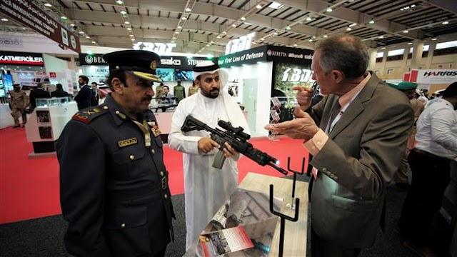 UK firm launches first major arms fair in Bahrain