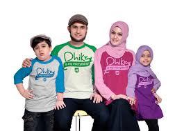 Model Kaos Couple Keluarga Anak Terbaru