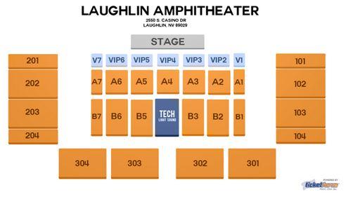 Laughlin Buzz Laughlin Amphitheater