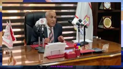 مفاجأة بشأن انضمام عبد الله السعيد لـ الزمالك حسين لبيب