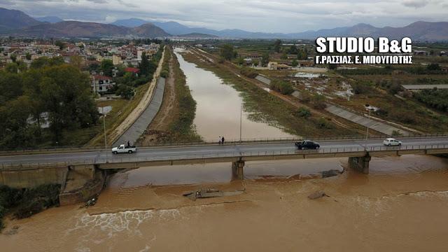 Ελέγχει τις γέφυρες σε συνεργασία με το ΤΕΕ η Περιφέρεια