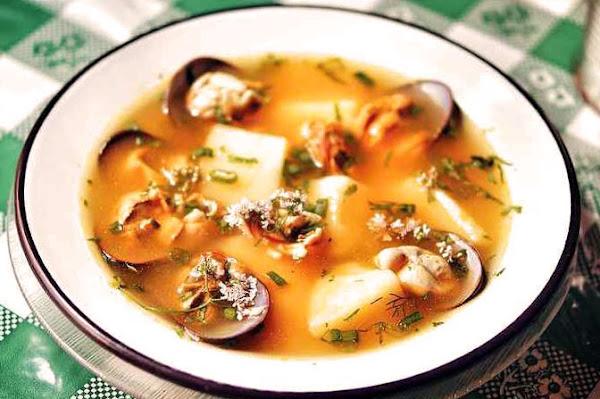 Sopa de Choros
