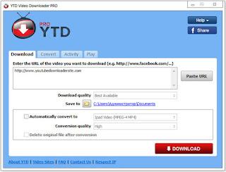 YTD Video Downloader Pro 5.7.3 Multilingual Portable