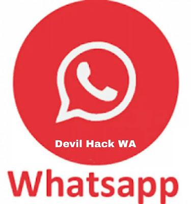 تنزيل واتس اب ديفل هاك Devil Hack WA ضد الفيروسات وضد الحظر اخر اصدار 2021
