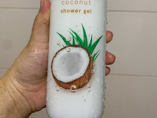Tesco shower gel review