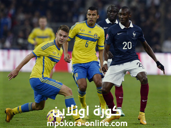 جيرو يتوهج في فوز محرض لفرنسا على السويد